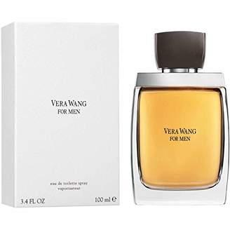 Vera Wang By For Men. Eau De Toilette Spray 3.4 Ounces