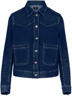 7 For All Mankind The Western Jacket