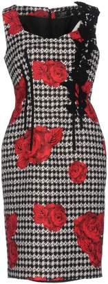 Clips Knee-length dresses - Item 34759238NM