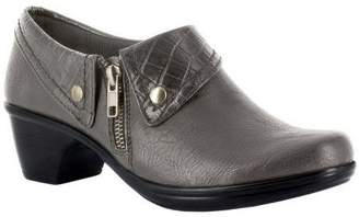 Easy Street Shoes Shooties with Side Zip - Darcy