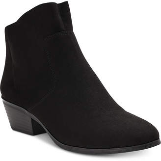 Style&Co. Style & Co Winie Ankle Booties, Created for Macy's Women's Shoes