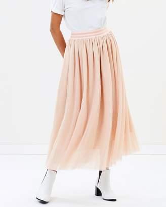 Diamond & Rust Skirt