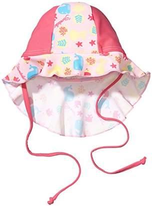 Sterntaler Baby Girls Hut m. NS Hat,(Manufacturer Size: 45)