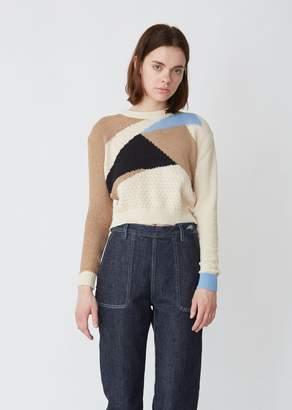 Lorod Patchwork Sweater