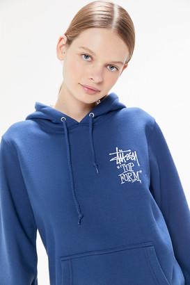 Stussy Top Form Hoodie Sweatshirt