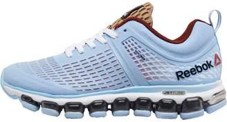 Reebok Womens Zjet Run Neutral Running Shoes Denim/Walnut/Wine
