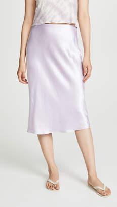 Vince Slip Skirt