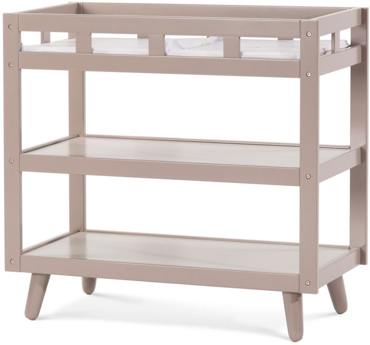 Child Craft Child CraftTM Loft Changing Table in Grey