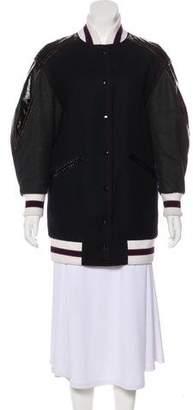 Fay Snap Bomber Jacket