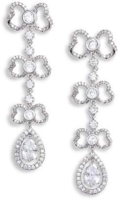 Jenny Packham Linear Drop Earrings