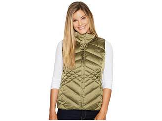 The North Face Aconcagua Vest (Burnt Olive Green