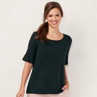 c5ea986076eaa5 Lauren Conrad Black Women s Tops on Sale - ShopStyle