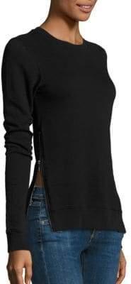 Cotton Citizen Side-Zip Sweater