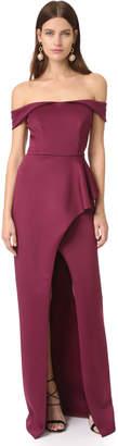 Black Halo Padma Dress $575 thestylecure.com