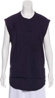 IRO Crew Neck Short Sleeve Tunic