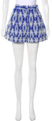 Timo Weiland Catherine Jacquard Shorts w/ Tags