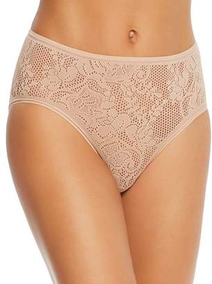 Fine Lines Lace Brief