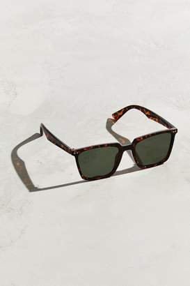 Urban Outfitters Herman Thin Square Sunglasses