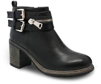 Olivia Miller Baxter Women's Chunky Heel Ankle Boots