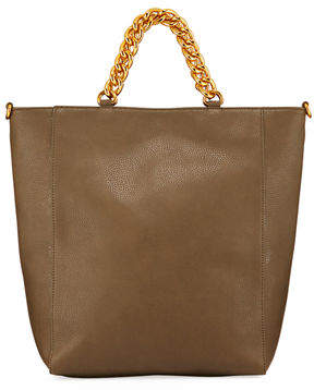 Neiman Marcus Chain Shopper Tote Bag