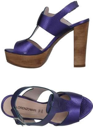 LORENZO MARI Sandals - Item 11107045QT