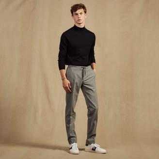 Sandro Smart drawstring waist trousers