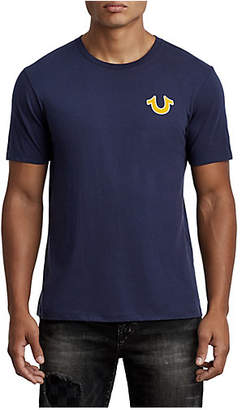 True Religion BUDDHA LOGO MENS TEE