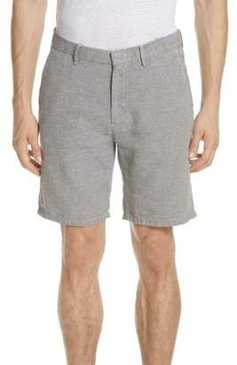 Vilebrequin Panama Linen & Cotton Chino Shorts