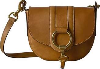 Frye Ilana Harness Small Saddle Crossbody Bag