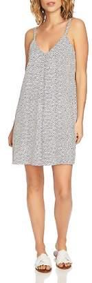 1 STATE 1.STATE Dot Print Slip Dress
