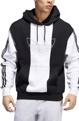 adidas Off Court Trefoil Hoodie