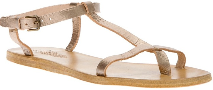 N.D.C. Made By Hand strappy flat sandal