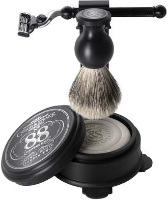 Czech & Speake No.88 Shaving Set & Stand