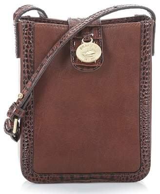 Brahmin Marley Leather Crossbody Bag