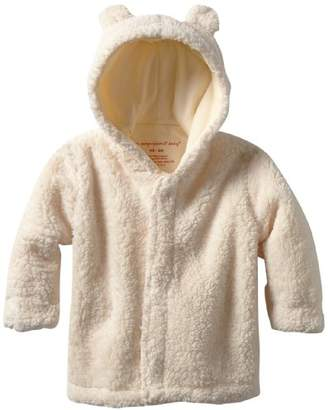Magnificent Baby Hooded Bear Jacket, Crea Months, 18-24 Months, 1-Pack