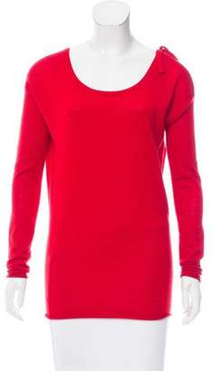 Donna Karan Cashmere & Wool-Blend Sweater