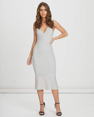 Lilah Bodycon Midi Dress