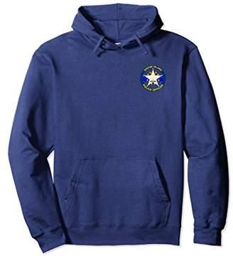 Rhode Island Police Officer's Department Hoodie Policemen