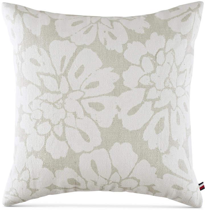 Broadmoor Cotton Floral European Sham Bedding