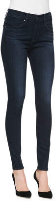AG Jeans The Farrah High-Rise Skinny Jeans, Brooks