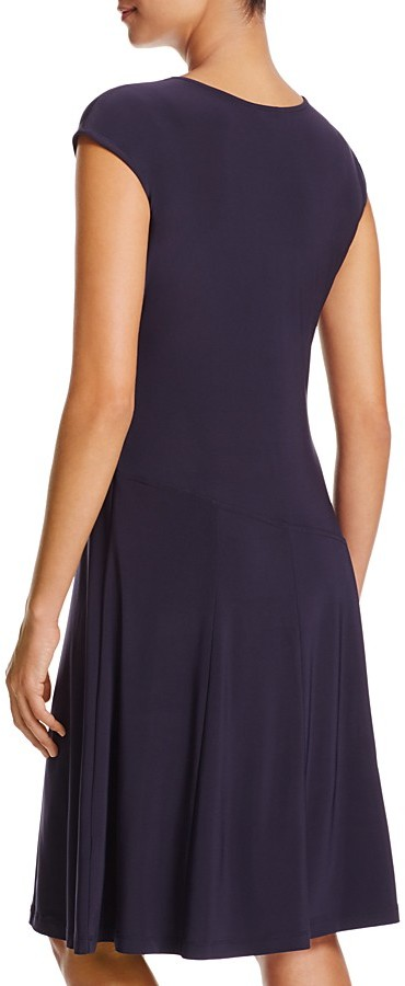 NIC and ZOE Faux Wrap Dress 2