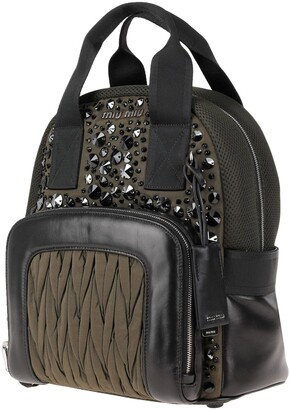 Miu Miu Backpacks & Fanny packs