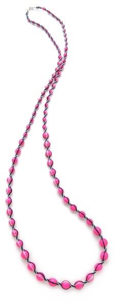 Chan Luu Graduated Bead Necklace