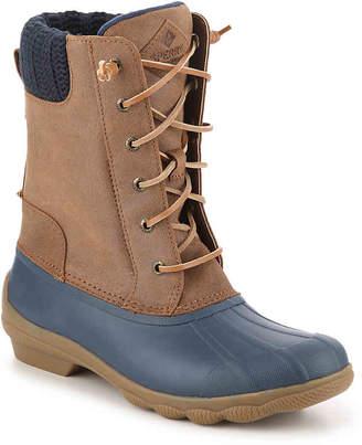 aa8f8e349 Sperry Rubber Upper Women's Boots - ShopStyle