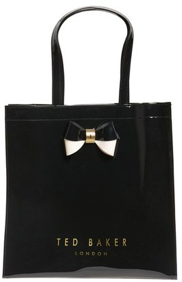Ted Baker London 'Large Icon - Bow' Tote $59 thestylecure.com