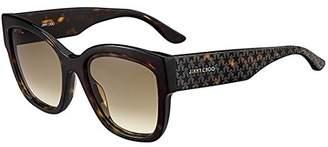Jimmy Choo ROXIE-S-086-HA-55 Ladies ROXIE S 086 HA 55 Sunglasses