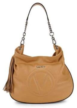 Medium Slouchy Suede Shoulder Bag