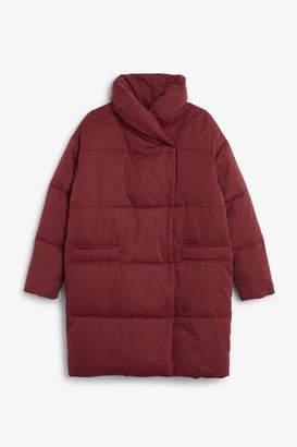 Monki Puff coat