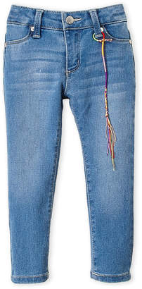 DKNY Girls 4-6x) Lexington Ankle Skinny Jeans