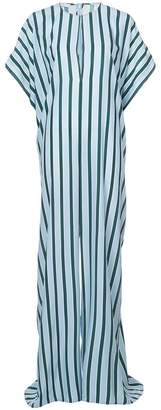 Tome oversized striped jumpsuit